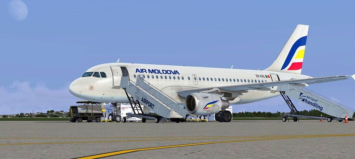 Aerosoft A319
